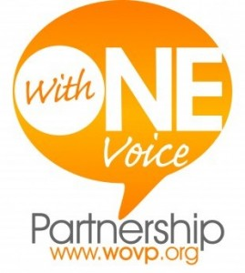 With One Voice P e1439382931887 269x300 - Partnerships (Company)