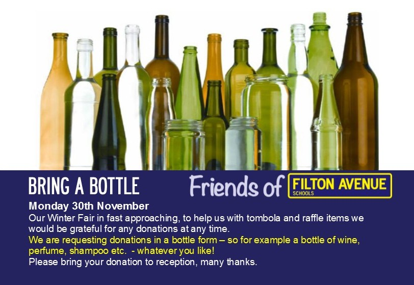 Bring a bottle Orchard flyer e1448876171681 - FFA Orchard Campus  - Bring a bottle 30th November