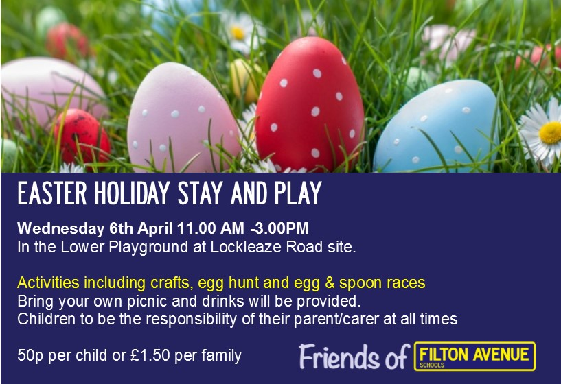 FFA stay and play - FFA Easter Holiday Stay and Play