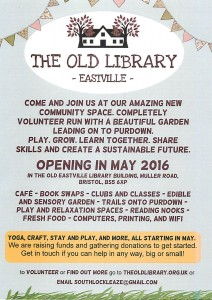 Library page 1 use this 212x300 - The Old Library Eastville is opening as a Community Centre