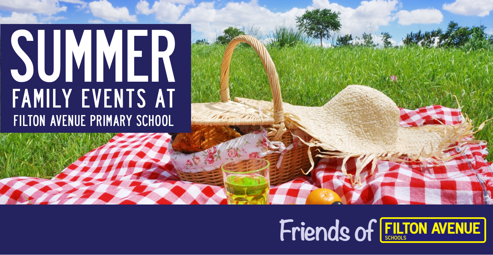 Summer Events Banner - Summer Family Events