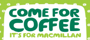 McMillan Coffee Morning 300x135 - McMillan Coffee and Cake Sales - Friday 30th September