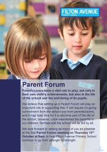 Parent Forums 2 Page 1 212x300 - Change of date for Lockleaze Road Parent Forum  - Now Thursday 13th October