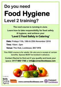 FH Nov 2016 Poster 212x300 - Free courses in Lockleaze