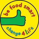 be food smart logo - Be Food Smart