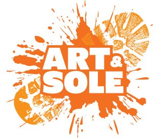 Art and Sole final logo 300x272 - Art & Sole Art Trail - Saturday, 20th May, 11am - 3pm