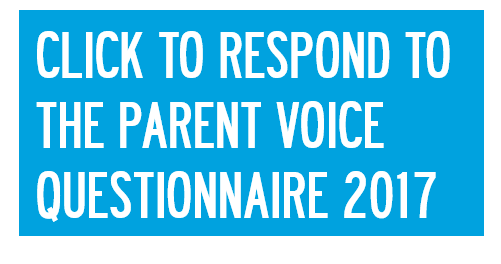 PVQ 2017 - Parent Voice Questionnaire 2017