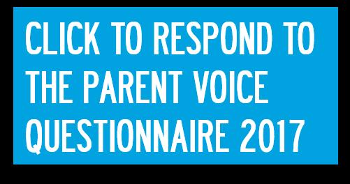 PVQ 2017 - Parent Voice Questionnaire 2017