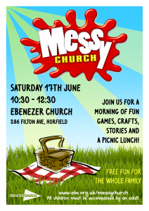 Messy Church 170617 212x300 - Upcoming Local Events