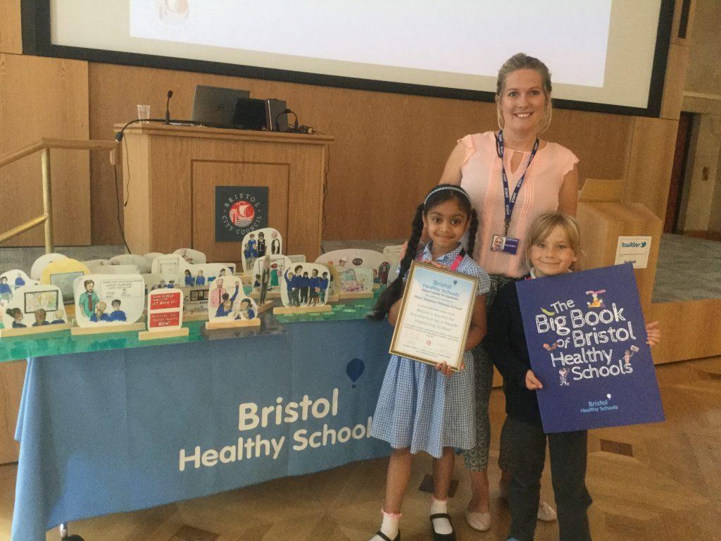 IMG 2316 1024x768 - Healthy Schools Award