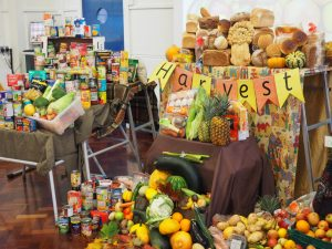 harvest LR 300x225 - Harvest Festival success!