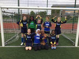 IMG 1497 300x225 - Girls Football Team's First Tournament