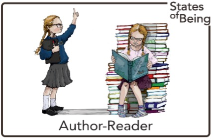 Author reader - States of Being