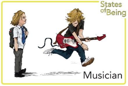 muscian 1 - Musician